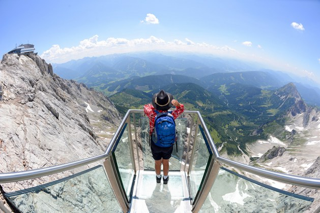 10 Extremely Shocking Observation Decks From The Highest Points On The Planet That Are Scary But Really Awesome. #6 Is Totally INSANE!