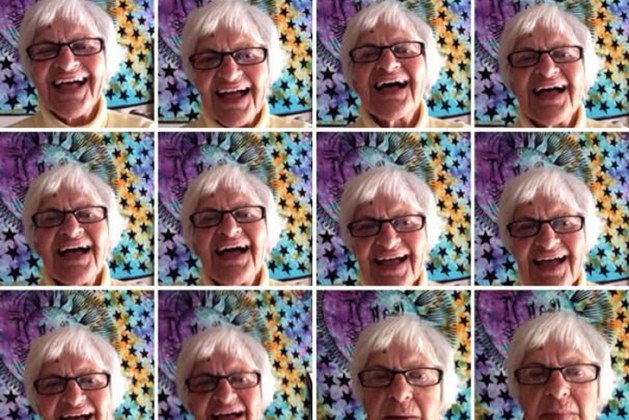 "86 Year Old Baddie Winkle Is An Internet Sensation And Possibly The Baddest Grandma EVER! Her Personal Motto? ""Stealing Your Man Since 1928"""